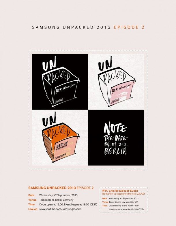 Samsung-Galaxy-Note-3-to-be-unveiled-September-4-at-an-Unpacked-event-in-Berlin