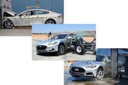 ایمنی خیره کننده یک خودرو +تصویر