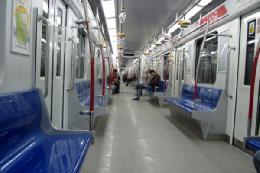 مترو به آزادگان رسید