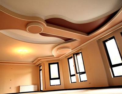 مدل کناف سقف و دیوار