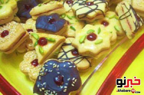 شیرینی آلمانی مخصوص عید فطر