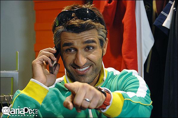 پژمان جمشیدی,عکس پژمان جمشیدی فوتبالیست و بازیگر