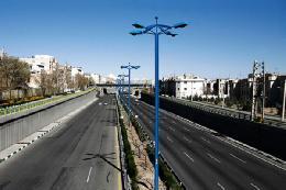 بزرگراه تهران-کرج مسدود می شود