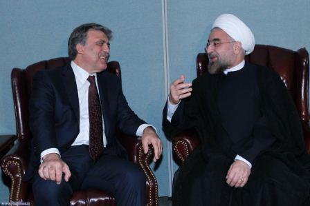 دیدارهای احمدی نژاد و روحانی در سازمان ملل (+تصاویر مقایسه ای)