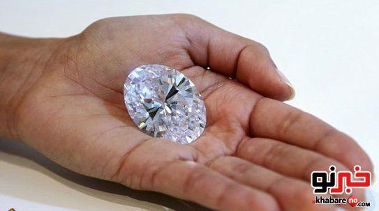 بزرگترین الماس کشف شده در دنیا +عکس