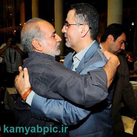 تانگوی عاشقانهء پرویز پرستویی و حجت الله ایوبی