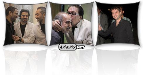 عکس های جشن روز ملی سینما با حضور بازیگران و هنرمندان (۲)