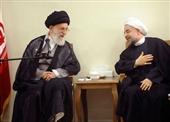 آرزوی موفقیت رهبر معظم انقلاب برای روحانی در سفر به نیویورک