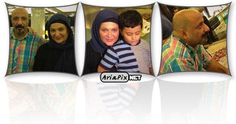 عکسهای جدید امیر جعفری و همسرش ریما رامین فر