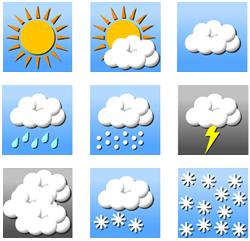 """از فردا """"بارش"""" ها در شمال شرق کشور شدت می گیرد/افت ۴ درجه ای دمای """"تهران"""""""