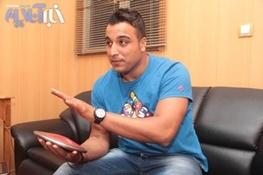 احسان حدادی: روزی میآید که طلای المپیک را میگیرم