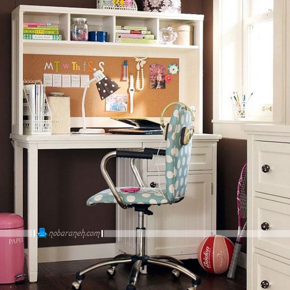 میز مطالعه و انجام تکالیف مناسب اتاق کودکان