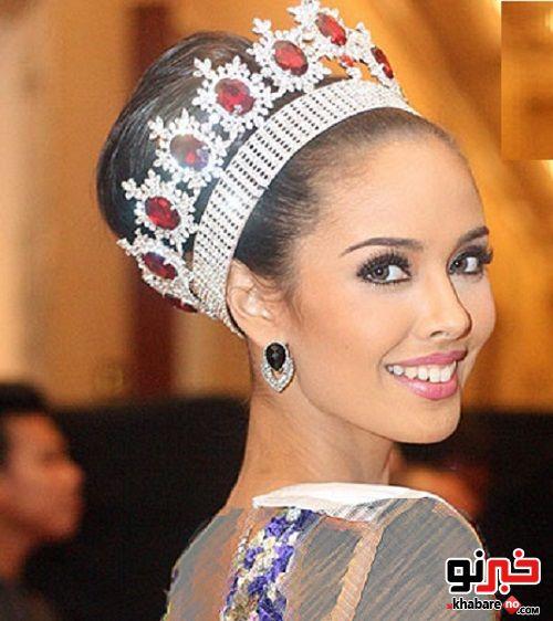 دختر شایسته ۲۰۱۳ فیلیپین انتخاب شد +عکس
