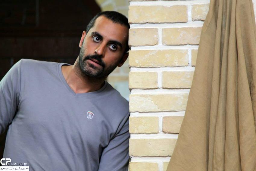 علیرام نورایی در فیلم تشنج