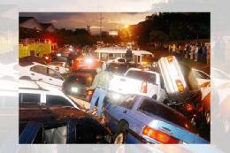 حادثه ای دیگر در اتوبان تهران-قم