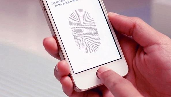 اسکنر اثر انگشت Touch ID آیفون 5 اس هک شد