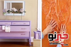 فضای داخلی منزلتان را با نقاشی روشن کنید!!