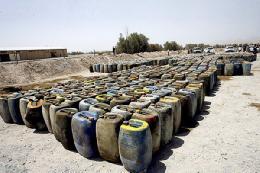 کشف ۸۸ هزار لیتر گازوئیل قاچاق