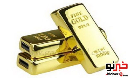 هرگرم طلای ۱۸ عیار ۹۵ هزار تومان/دلار ۲۹۱۵ تومان