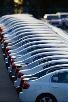 رکود شدید بازار خودرو در اصفهان