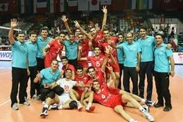 دومین پیروزی تیم ملی والیبال این بار برابر اندونزی/ولاسکو:از حرف های نادی بسیار ناراحتم
