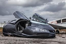 خودرو عجیب 100 هزار دلاری+تصویر