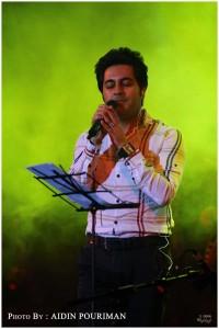 گزارش تصویری موسیقی  از کنسرت پرشور بهنام صفوی