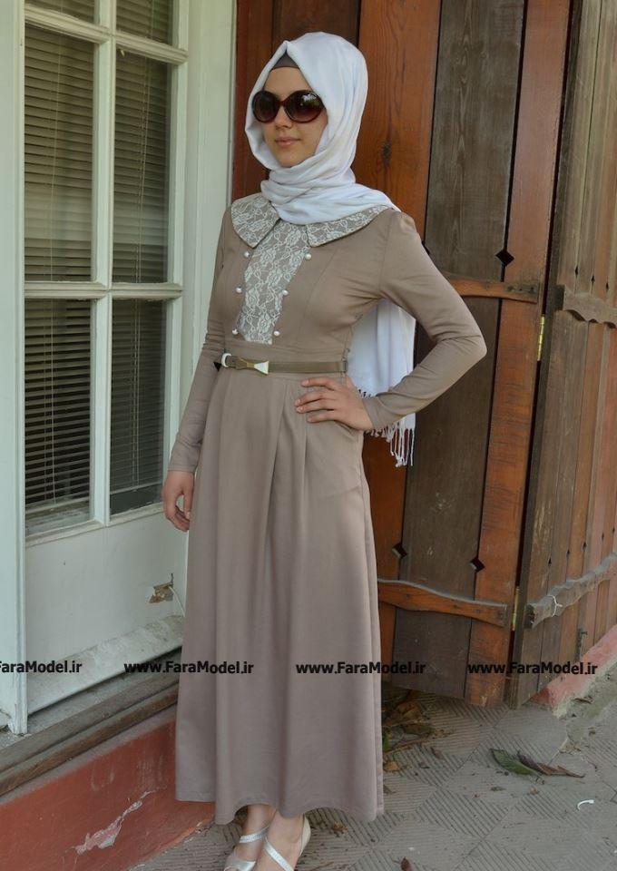 مدل لباسهای پوشیده زنانه پاییز ۹۲