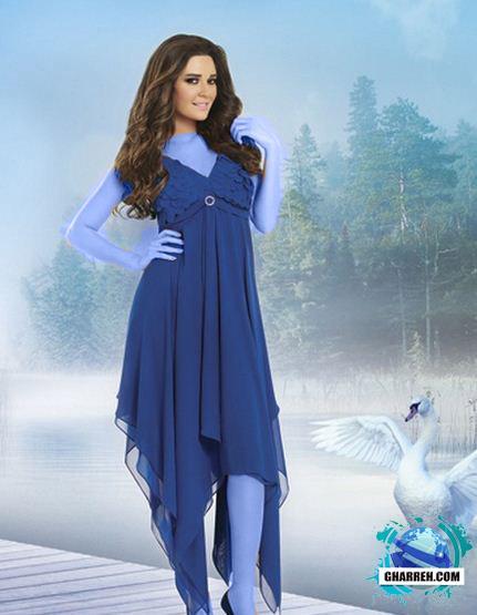 لباس مجلسی زیبا برای نوعروسان