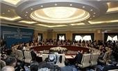 سیزدهمین اجلاس شانگهای با حضور روحانی آغاز شد