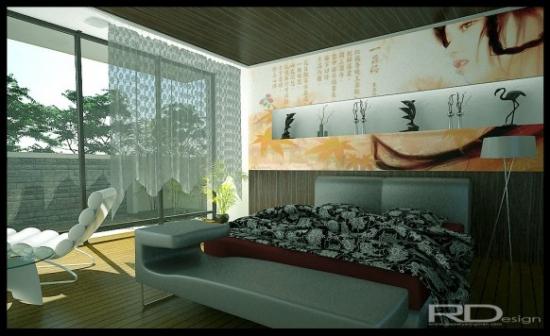 اتاق خواب-دکوراسیون اتاق خواب-اتاق خواب عروس