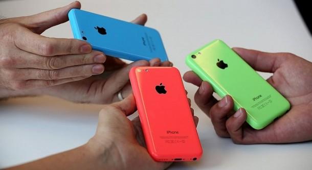 اپل تولید iPhone 5c را به نصف کاهش میدهد