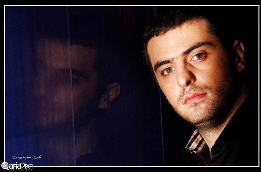 جدیدترین عکس علی ضیا مهر ماه 92