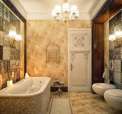 مدل های جدید دکوراسیون حمام و دستشویی