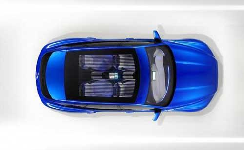 زیباترین خودرو مخصوص خانم ها به همراه وای فای +عکس