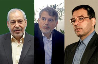 فرجی دانا ، صالحی امیری و فانی وزیران پیشنهادی روحانی