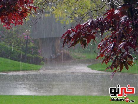 """""""بارش""""ها از بعدازظهر فردا به کشور باز میگردند"""