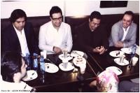 نشست امید حاجیلی با رسانه ها