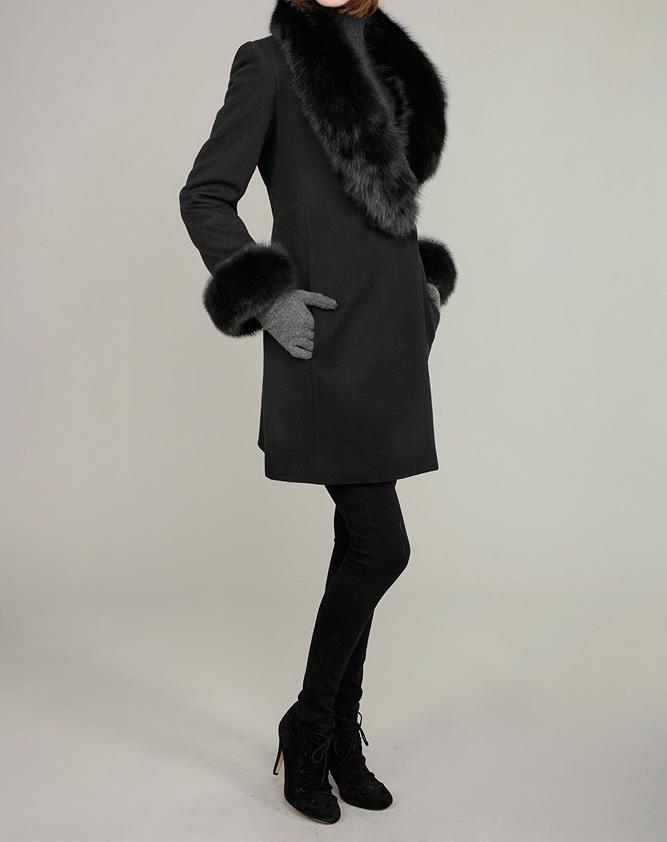 Winter Coat 004 مدل کت های زمستانی زنانه جدید