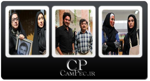 عکس های جدید از پشت صحنه سریال «معراجیها»