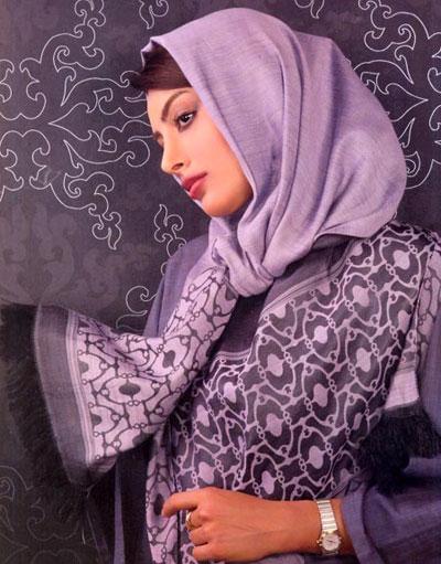 dj 1458225525 جدید ترین مدل های روسری سال ۹۲