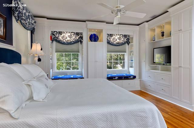 چند دکوراسیون زیبای نشیمن و اتاق خواب