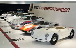 بمناسبت ۶۰ سال ساخت خودروهای اسپرت؛ افتتاح نمایشگاه جدید پورشه