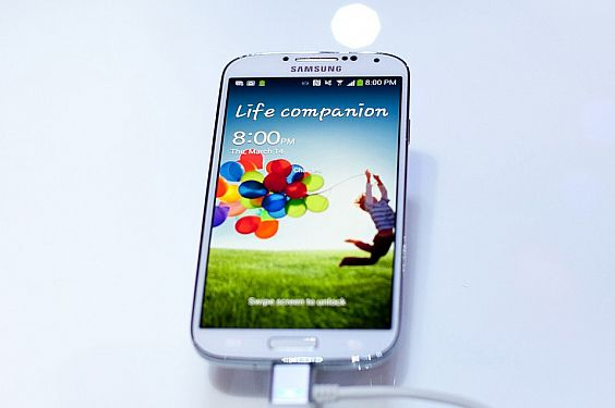 Samsung to announce Galaxy S5 in January?