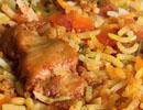برنج با مرغ بریانی هندی.jpg