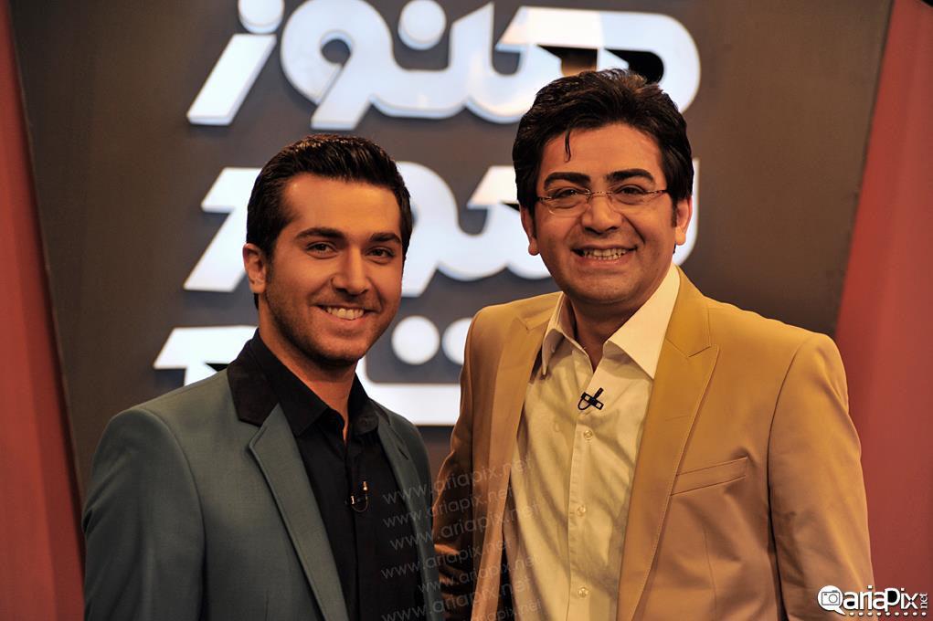 فرزاد حسنی و علی مرادی برنامه امروز هنوز تموم نشده مهر 92