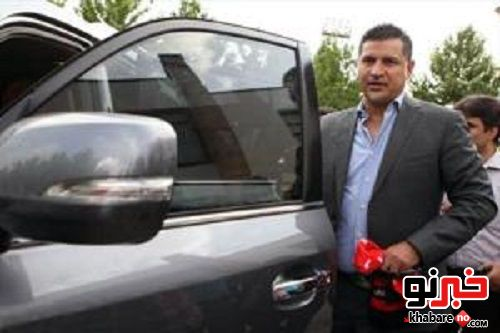 قیمت ماشین های علی دایی