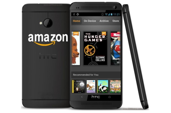 همکاری HTC و Amazon برای ساخت اسمارت فون