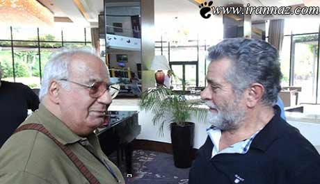 بازگشت جنجالی بازیگر مشهور ایرانی + تصویر