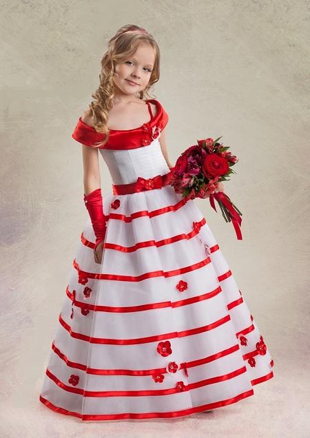 جدیدترین مدل های لباس مجلسی برای دختر بچه ها (بخش اول)